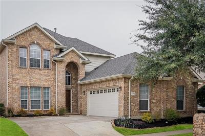 McKinney Single Family Home For Sale: 7912 Heritage Palms Trail