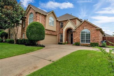 Keller Single Family Home For Sale: 1203 Limestone Creek Drive