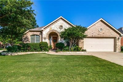 Little Elm Single Family Home For Sale: 2500 Indian Hills Drive