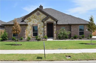 Midlothian Single Family Home For Sale: 6205 Horizon Drive