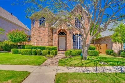 Irving Single Family Home For Sale: 3315 Garrett Drive