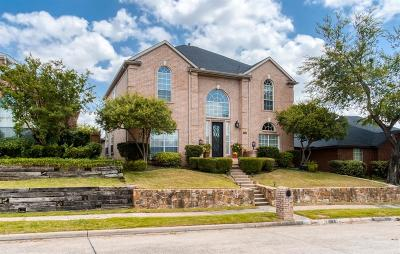 Carrollton Single Family Home For Sale: 1802 Dew Valley Drive