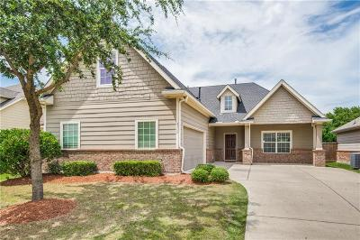 Collin County Single Family Home For Sale: 9760 Water Tree Drive