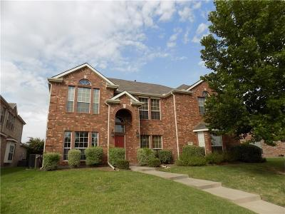 Collin County, Denton County Single Family Home For Sale: 13766 Grayhawk Boulevard