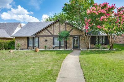 Richardson Single Family Home For Sale: 1504 Summertree Court