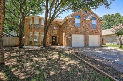 Grapevine Single Family Home For Sale: 2066 Willowood Drive