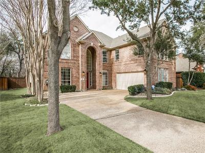 Coppell Single Family Home For Sale: 136 Rustic Meadow Way