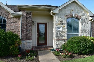 Fate Single Family Home For Sale: 114 Palomino Drive