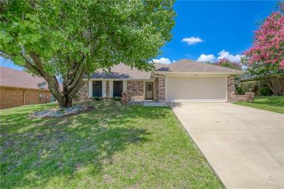 Grand Prairie Single Family Home Active Option Contract: 3651 Forest Trail Drive