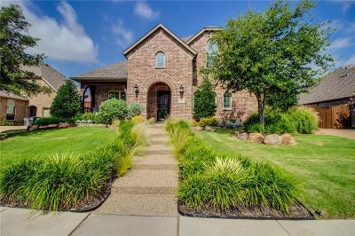 Prosper Single Family Home Active Option Contract: 850 Blue Ridge Drive