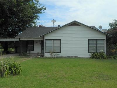 Stephenville Single Family Home For Sale: 321 County Road 173
