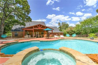 Dallas County, Denton County, Collin County, Cooke County, Grayson County, Jack County, Johnson County, Palo Pinto County, Parker County, Tarrant County, Wise County Single Family Home For Sale: 1457 Woodlawn Court