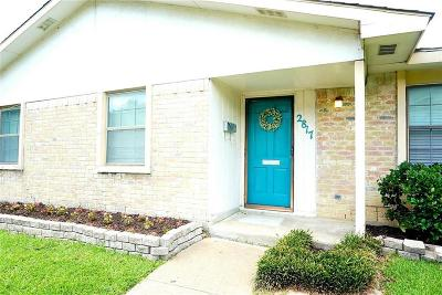 Single Family Home For Sale: 2817 Scott Mill Road