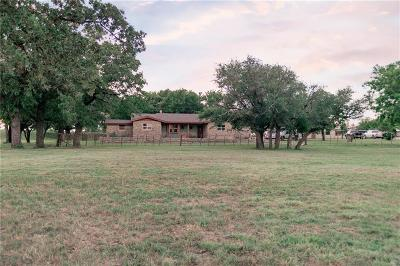 Erath County Single Family Home For Sale: 1576 County Road 454