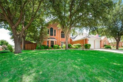 Flower Mound Single Family Home For Sale: 2632 Crepe Myrtle Drive
