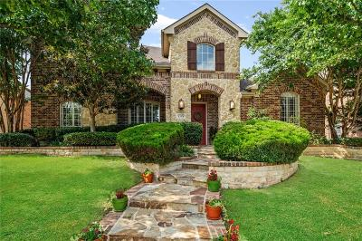 Frisco Single Family Home For Sale: 15574 Forest Creek Drive