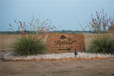 Cleburne Residential Lots & Land For Sale: 6508 Retreat Clubhouse Drive