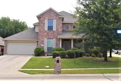 McKinney Single Family Home For Sale: 2413 New Glen Drive