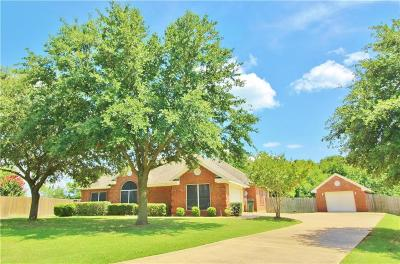 Sherman Single Family Home For Sale: 603 Clay Lane