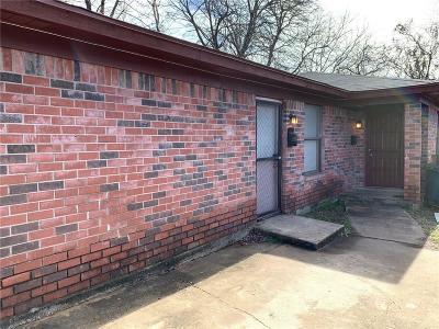 Tarrant County Multi Family Home For Sale: 2904 Ennis Avenue