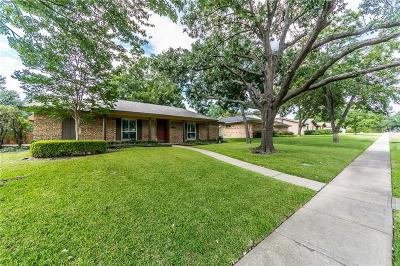 Richardson Single Family Home For Sale: 1820 Blake Drive