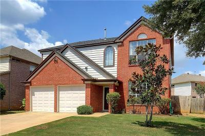 Euless Single Family Home Active Option Contract: 203 Branch Bend