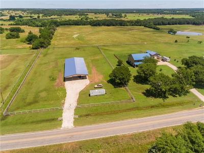 Cooke County Single Family Home For Sale: 15256 S Fm 372