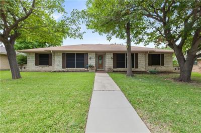 Lewisville Single Family Home For Sale: 714 N Old Orchard Lane