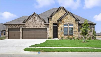 Krum Single Family Home For Sale: 3743 Rusty Spur