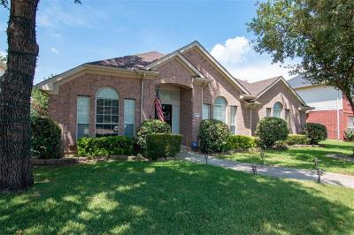 Carrollton Single Family Home Active Option Contract: 3973 Creekside Lane