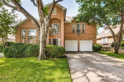 Euless Single Family Home Active Option Contract: 807 Peterstow Drive