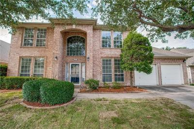 Fort Worth Single Family Home For Sale: 3520 Stone Creek Lane S