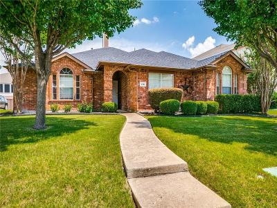 Rockwall Single Family Home For Sale: 126 Blanchard Drive