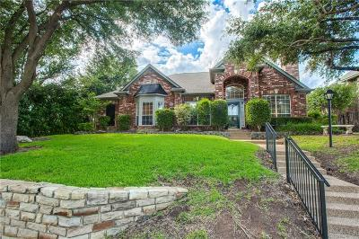 Garland Single Family Home Active Option Contract: 601 Lochness Lane