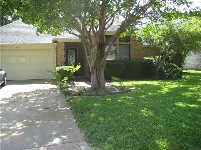 Rockwall Single Family Home Active Option Contract: 1026 N Fannin Street