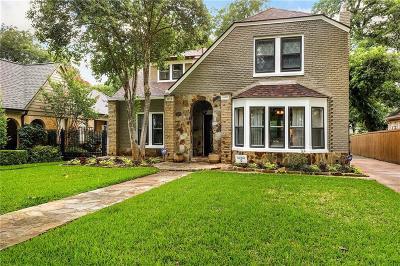 Single Family Home For Sale: 1014 N Clinton Avenue