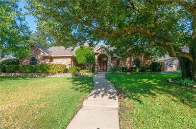 Fort Worth Single Family Home For Sale: 3824 Snow Creek Drive