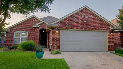 McKinney Single Family Home Active Option Contract: 9216 Bedford Lane