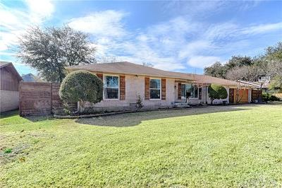 Dallas Single Family Home For Sale: 6122 Preston Crest Lane