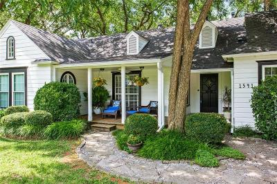 Single Family Home For Sale: 1541 El Campo Drive