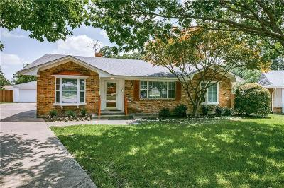 Lake Highlands Single Family Home For Sale: 9640 Lynbrook Drive