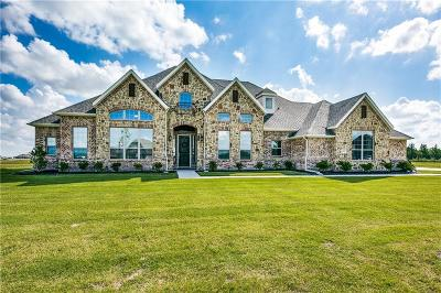Rockwall Single Family Home Active Option Contract: 452 Silver Spur Trail