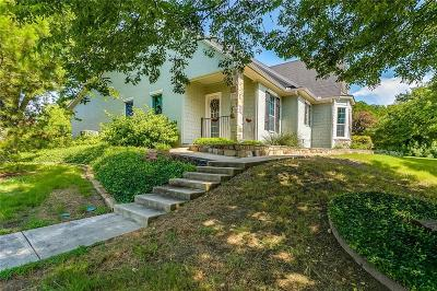 Fort Worth Single Family Home Active Option Contract: 8424 Drop Tine Drive