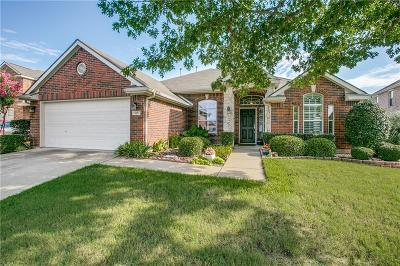 Wylie Single Family Home Active Option Contract: 3205 Warwick Court
