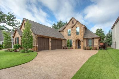 Fort Worth Single Family Home For Sale: 4520 Elm River Court