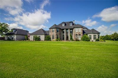 Corsicana Single Family Home Active Option Contract: 4010 Country Club Road