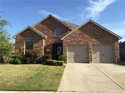 Forney Single Family Home For Sale: 544 Madrone Trail