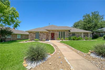 Carrollton Single Family Home For Sale: 3723 Galloway Lane