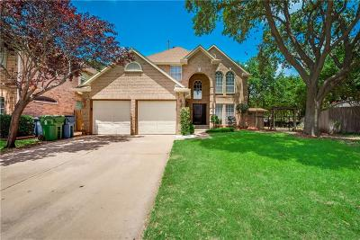 Flower Mound Single Family Home For Sale: 1820 Meyerwood Lane N