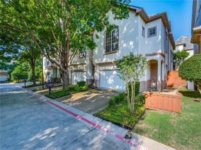 Addison Townhouse Active Option Contract: 14579 Berklee Drive